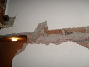 Lintel, part 1.